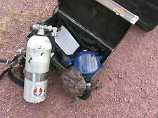 Survivair Xl 30 Air Pack Scba With Case Fire Amp Rescue Firefigher