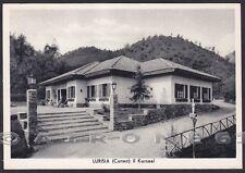 CUNEO ROCCAFORTE MONDOVÌ 06 LURISIA TERME - KURSAAL Cartolina viaggiata 1955