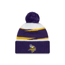 Minnesota Vikings Era Knit Hat on Field 2018 Thanksgiving Beanie Cap 551d8a661
