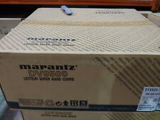NEW Marantz DV9500 Super Audio CD/DVD Player  **230V International Version***