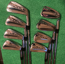 "Tom Kite LTD By Wilson 3-P Iron Set RH Steel Shafts ""Must See"""