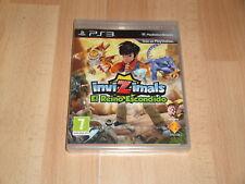 Invizimals el Reino escondido Sony PS3 PlayStation 3 Play 3 711719285960