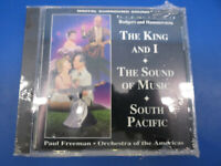 Aspects Of Rodgers And Hammerstein: King And I, Sound Of Music, South Pacific CD