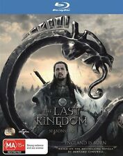 The Last Kingdom Seasons 1 & 2 (Blu-ray) 6-Disc Set - Region B Australian - NEW
