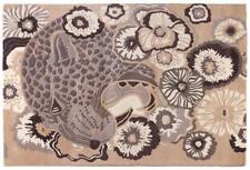 India Handmade Tufted 6x8 180x240 Modern Wool Soft Thick Carpet Area Rug