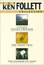 The Ken Follett Collection : A Place Called Freedom; The Third Twin; AUDIOBOOK