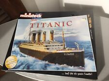 VINTAGE# VERY RARE 1 VERSION GOTTWALD MINISTECK TITANIC 7500 Pcs#FACTORY SEALED