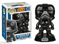 Figura vinile Star Wars TIE Fighter Pilot Pop! Funko Vinyl bobble-head n° 51