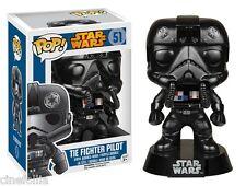 Figura vinile Star Wars TIE Fighter Pilot Pop! Funko Vinyl bobble-head n° 51