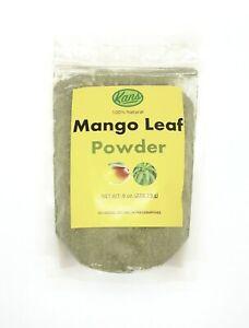 100% Natural Mango Leaf Powder
