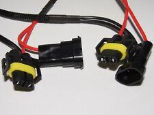 Kit Canbus H11 50W con conectores para coche o moto
