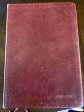 Holy Bible Kjv The Open Bible Edition Genuine Leather