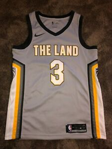 Nike Isaiah Thomas Cleveland Cavaliers The Land City Edition NBA Jersey Size M