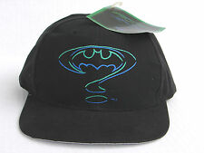 MINT W/TAG 1994 BATMAN FOREVER MOVIE HAT BALL CAP Snap Back Adj. EMBROIDERED DC