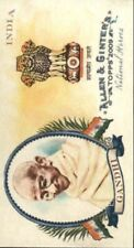 2009 Topps Allen and Ginter Mini National Heroes #NH10 Mohandas Gandhi