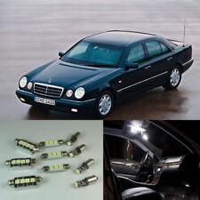 20×white Interior LED light kit for Mercedes Benz E class W210 wagon 1995-2001