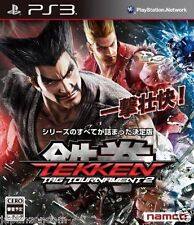 Used PS3 Tekken Tag Tournament 2 SONY PLAYSTATION 3 JAPAN JAPANESE IMPORT