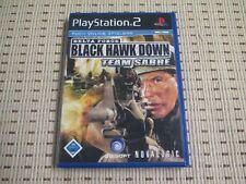 Delta Force Black Hawk Down Team Sabre für Playstation 2 PS2 PS 2 *OVP*
