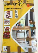 Safety 1st Hochstuhl Timba Mitwachsender  und passendes Sitzkissen