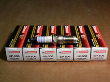 (6) FORD MOTORCRAFT SP-506 NICKEL CORE SPARK PLUGS AGSF34N FOR F-150 FREESTAR