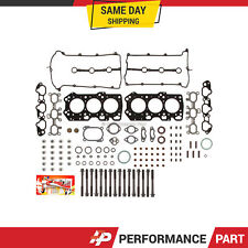 Head Gasket Bolts Set for 93-02 Mazda 626 Millenia MX6 Ford Probe 2.5 VIN B KL