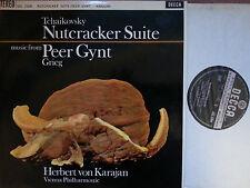 SXL 2308 Tchaikovsky Nutcracker Suite etc / Karajan W/B