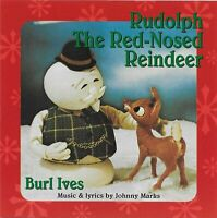 Rudolph the Red-Nosed Reindeer - Burl Ives - CD 1995-03-28