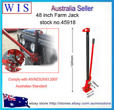 "3000Kg 4X4 Hi Lifting High Farm Jack 48"" inch Heavy Duty Lift 3 TON Load-45918"