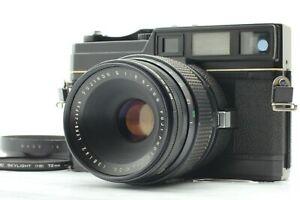 【Exc+5 w/ Hood】 Fujica Fuji GM670 Pro + FUJINON S 100mm f/3.5 Lens From Japan