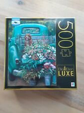 "500 Piece Jigsaw Puzzle Big Ben Luxe ""Flower Delivery"""