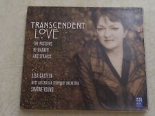 Lisa Gasteen Simone Young 'Transcendental Love' CD Passions of Wagner & Strauss