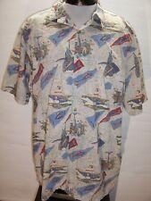 KAHALA Mens XL X-Large Button-up shirt Combine ship Discount
