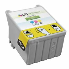 LD T027201 T027 Reman Color Ink Cartridge for Epson Printer