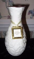Lenox Bud Vase Cream W Frame From Great Giftables; Mint w Tag