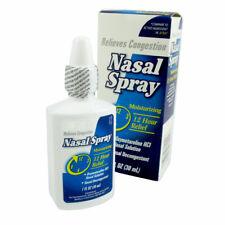 Hydratante Nasal Décongestionnant Spray Oxymetazoline Allergie Sinus Stregth