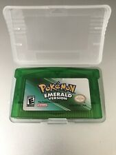 Pokemon Emerald - Comes in Protective Case! (Nintendo Game Boy Advance, 2002)