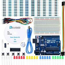 ELEGOO UNO Project Basic Starter Kit with Tutorial and UNO R3 for Arduino NEW