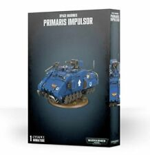 Warhammer 40K Space Marines Primaris Impulsor NIB Sealed
