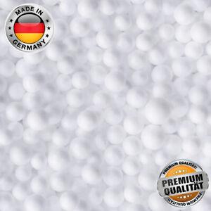 EPS Perlen - Premium Füllung für Sitzsack - Styroporkügelchen Styropor Kugeln