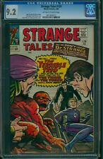 STRANGE TALES #129 CGC 9.2 NM 1965 FANTASTIC FOUR DOCTOR STRANGE