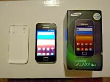 Samsung Galaxy Ace GT-S5830i - Onyx Black (Unlocked) Smartphone in Box - Used