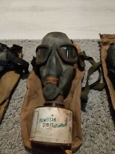 Pulmosan gas mask