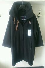 CONTE OF FLORENCE cappotto donna tg S grande maniche 3/4 lana _ NUOVO da negozio