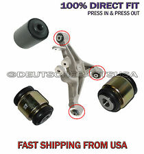 JAGUAR XJ S TYPE Rear Lower Control Arm Fluid Hydrabushes BUSHING Bushings SET 3