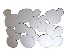 Stunning Sophisticated Sunburst Round Lounge Bathroom Venetian Glass Wall Mirror