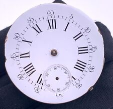 Unknown Hand Manual Vintage 42,8 mm Pocket Watch Doesn'T Works for Parts Pocket