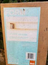 Pine CD Cube Shelf shelving unit NEW