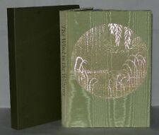 The Wind In The Willows - Kenneth Grahame - Folio Society, 2002 6th Printing,
