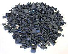 LEGO Dark Bluish Gray Bricks Mixed Bulk Lot 100s of Pieces GOOD VARIETY of Parts