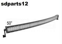 Faro Barra LED CREE Curva Fuoristrada Off-Road Camion Lavoro 288W 12/24V 6000K